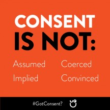 "Canonizing Consent: The Stanford Rape Case and the importance of the inviolate concept of ""No"""