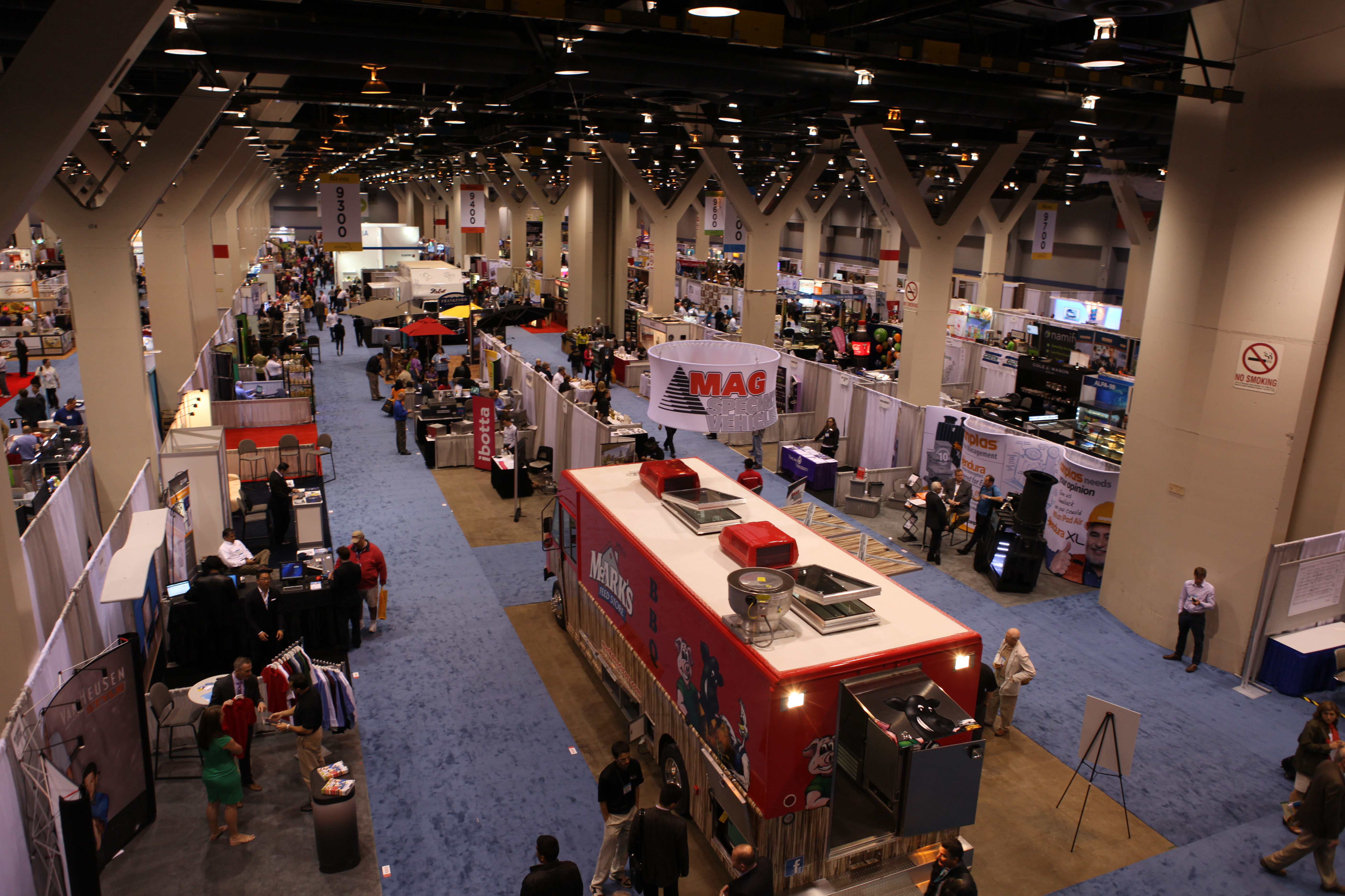 National Restaurant Association was right to boot woman from trade show