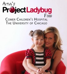@CrossTownFit Teams Up with Atia's @ProjectLadybug (9-29-13) #Chicago