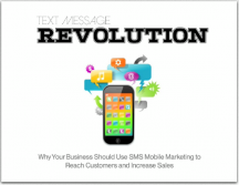 EVENT: Text Message Revolution by @blutopmarketing #Marketing #Mobile