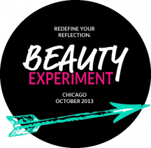 EVENT: The #BeautyExperiment by @AllieLeFevere (10-12-13) #Chicago