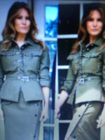 Melania Trump needs to hire a Fashion Consultant right away