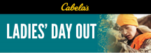 "Cabela's Presents ""Ladies Day Out"""