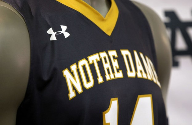 Under Armour and Notre Dame Make Deal