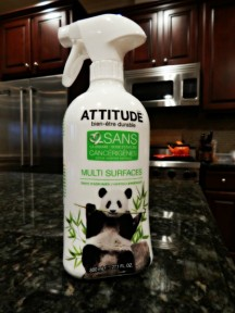 Non-Toxic Product of the Month: Attitude All Purpose Eco Cleaner