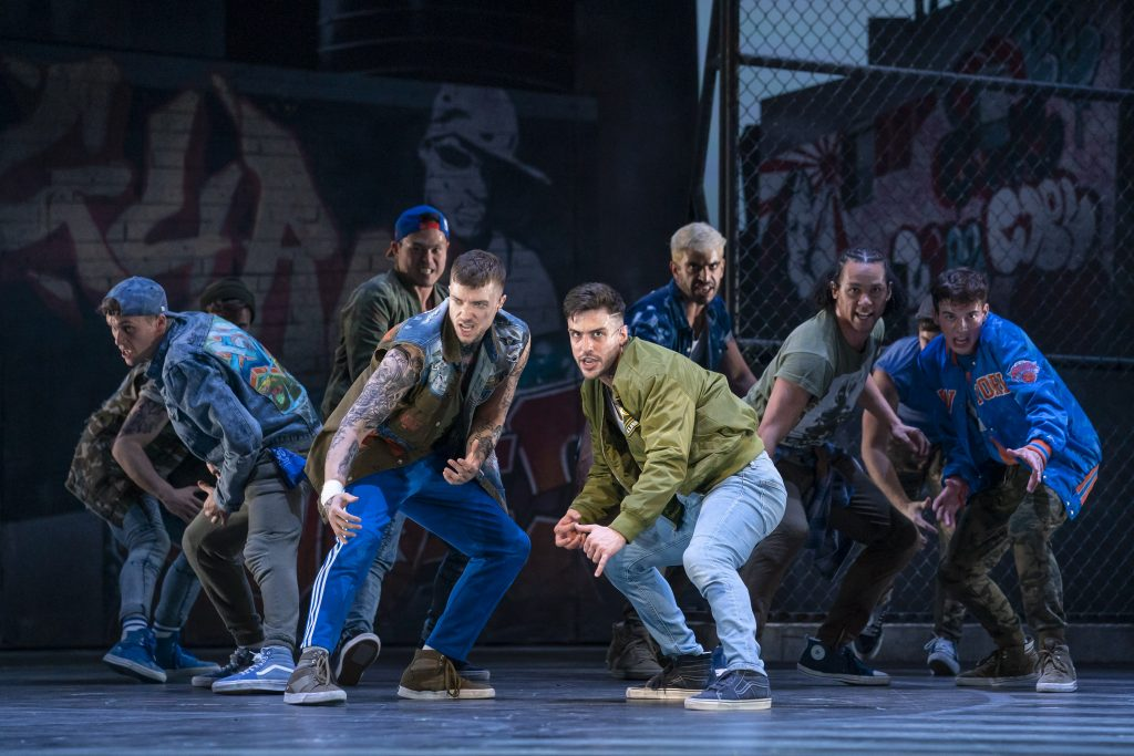 5/2/19 3:24:26 PM -- Chicago, IL Lyric Opera Chicago West Side Story Dress Rehearsal © Todd Rosenberg Photography 2019
