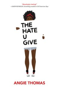The Hate U Give by Angie Thomas - this debut novel serves as a stark reminder that racism, prejudices, and violence against minority groups is still breaking our communities in half.