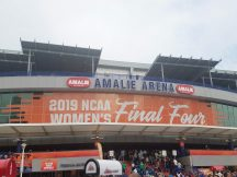 The journey to another Final Four