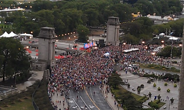 List 4: My First Lollapalooza Was Evacuated