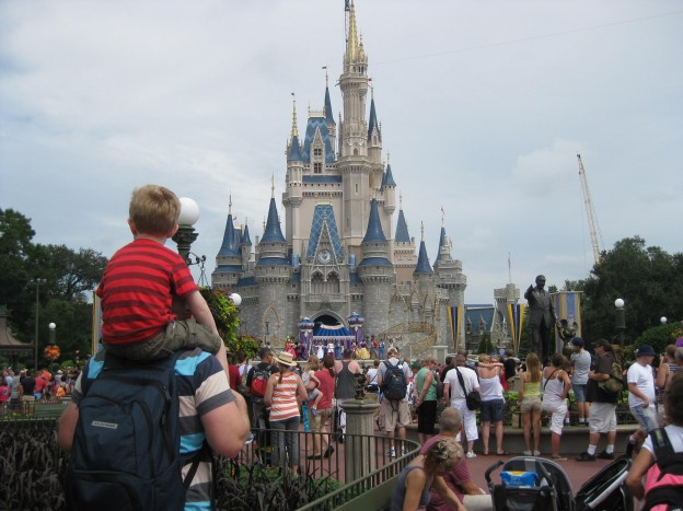 List 11: Navigating Disney World with a Toddler and a Preschooler