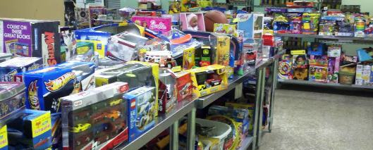 Care for Real Toy Drive