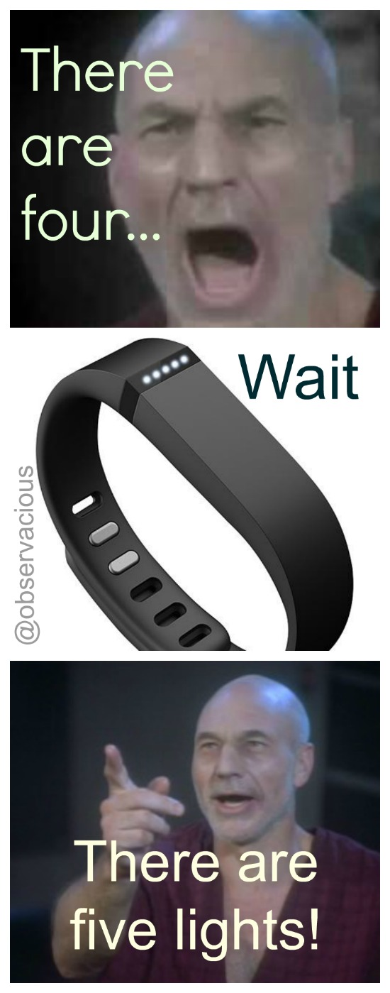 nsa fitbit picard four lights