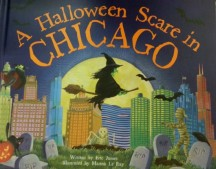 """Halloween Scare in Chicago"" book has scary little to do with Chicago"