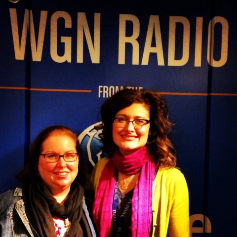 Listen to My Interview On WGN Radio 720. It Really Happened.