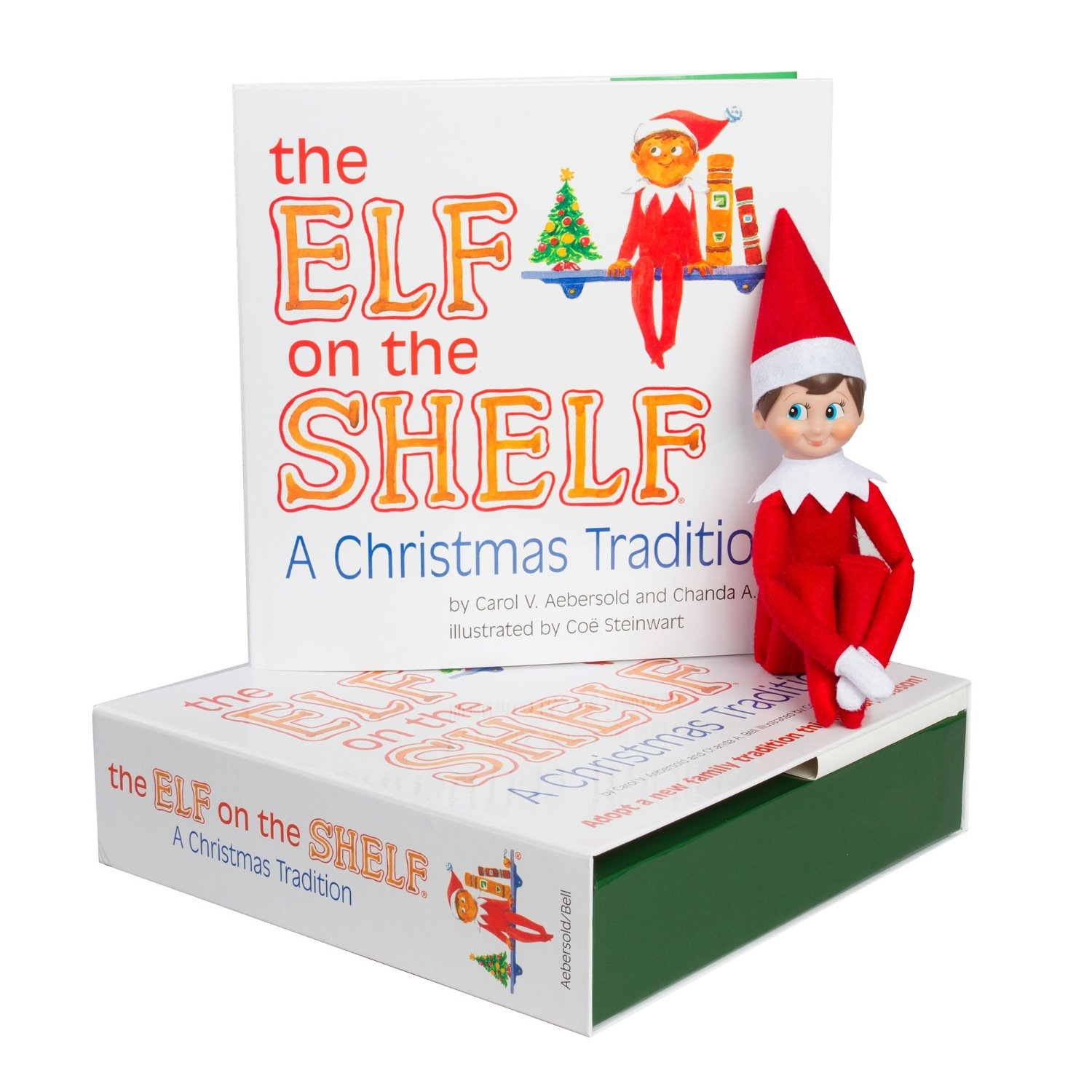 Elf on the Shelf converts a hater into a believer