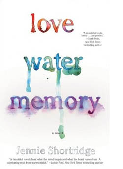 "New Spring Book Review: ""Love, Water, Memory"""