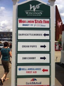 On, Wisconsin: Best Foods at the Fair