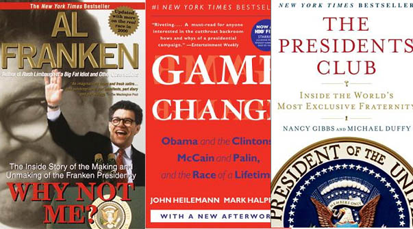 Best Books for the 2016 Campaign Season