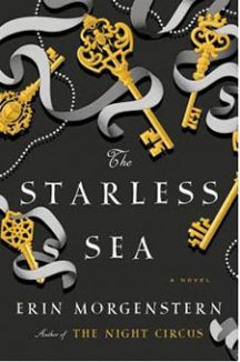 A Love Story for Bibliophiles: The Starless Sea by Erin Morgenstern