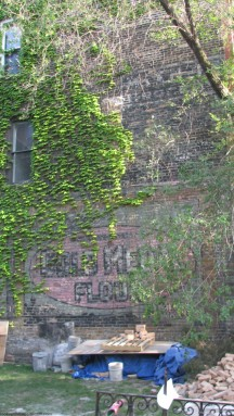 Ghost Signs: Gold Medal Flour