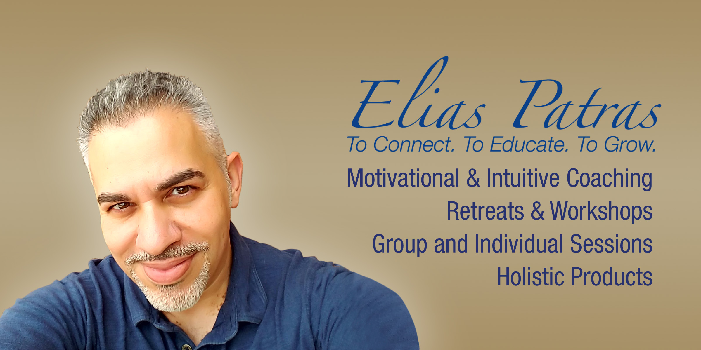 "Meet Elias: ""We are all born with intuitive abilities"""
