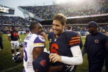 Jay Cutler is your jerk now
