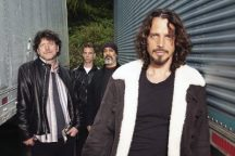 Soundgarden's lead singer Chris Cornell's unusual voice will be missed