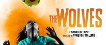 THE WOLVES now playing at Goodman Theatre for 50% off