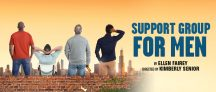 50% Off Support Group For Men at Goodman Theatre
