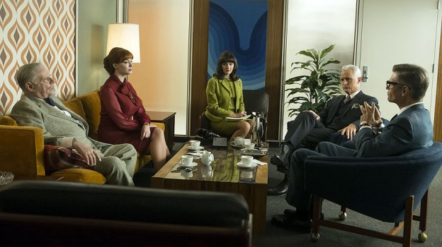 Mad Men Review: A Day's Work