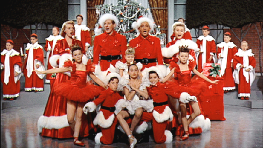 a couple of critics podcast holiday favorites and white christmas - Classic Christmas Movie