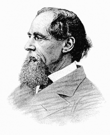 The serious or the smirk: Charles Dickens in Bartlett's Familiar Quotations
