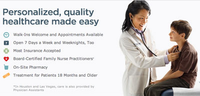 Walgreens Take Care Clinic - Personalized, Quality healthcare made easy