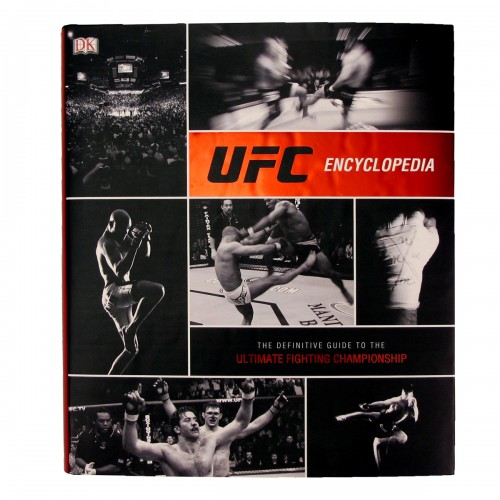 Back in Time with the UFC Encyclopedia