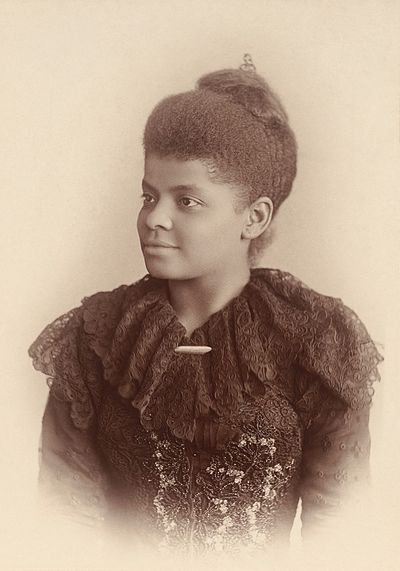 Ida B. Wells deserves official Chicago recognition! Name a major street after her and build an impressive monument in her memory, too! But first read this!