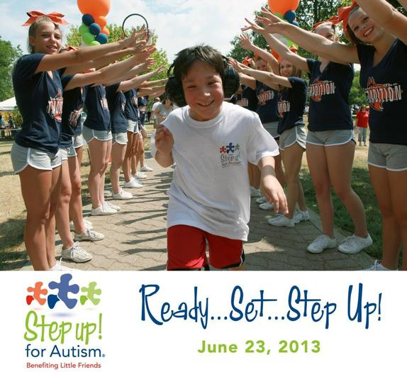 Step Up for Autism : The top three ways you can help a family who has a child who has autism