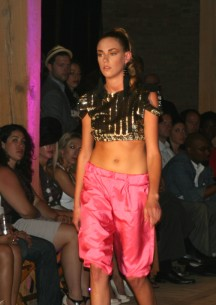 Revamped Chicago 2011...a Fashion Show for the Hip Society and it was so much fun!