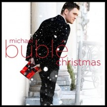 """It's Beginning to Look a Lot Like Christmas"".  I always say I'm not that much of a Michael Bublé fan, and then I usually go on to provide an exception, so maybe I like him more than I thought.  His rich deep voice is perfect for Christmas music and reminds me very much of my all time favorite Harry Connick, Jr. Christmas album."