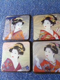 Coasters From Tokyo