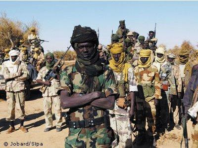 Young rebels of Darfur