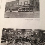 Lewis Brothers grocery store