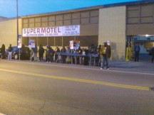 We Protested and Prayed every weekend from 9:00pm - 2:00am until it was SHUT DOWN!!!