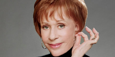 A Seat at the Bar with: Carol Burnett