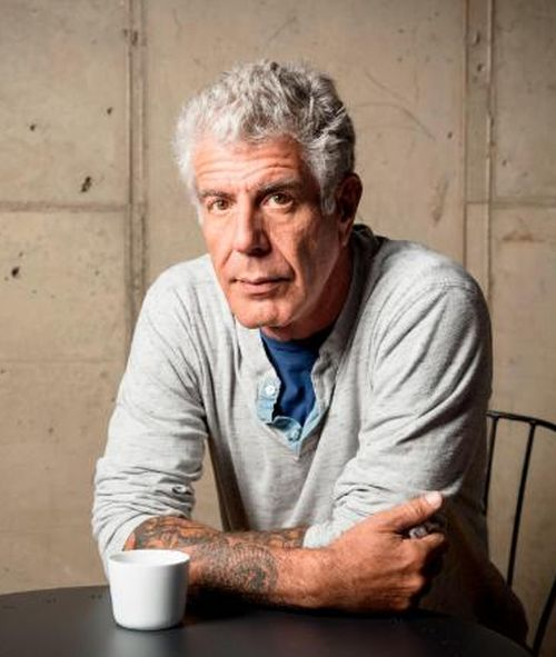 Anthony Bourdain and Male Depression