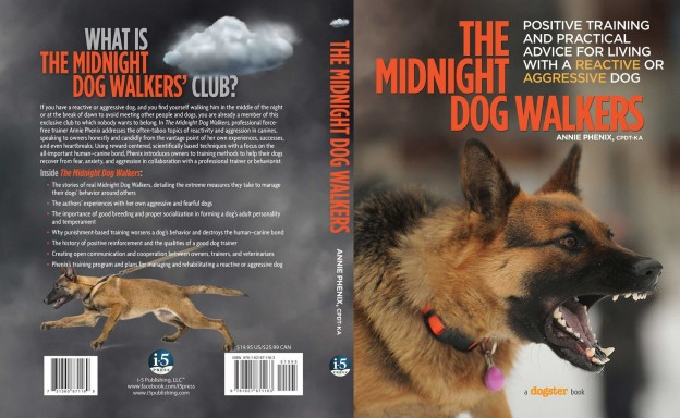 The Midnight Dog Walkers by Annie Phenix is a Must Read, Dog Lovers