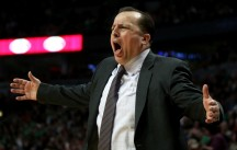 Thibodeau Saying the Right Things Going into Bulls vs. Heat