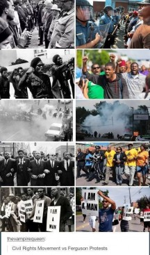 The revolution will have a #hashtag: Seven lessons from Ferguson