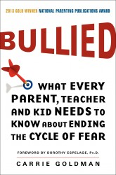 Bullied paperback cover 165x250