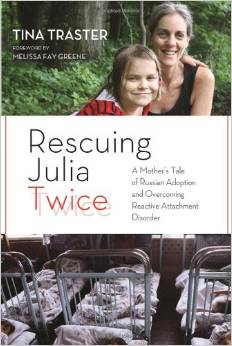 Rescuing Julia Twice is a compelling new memoir about adoption and RAD
