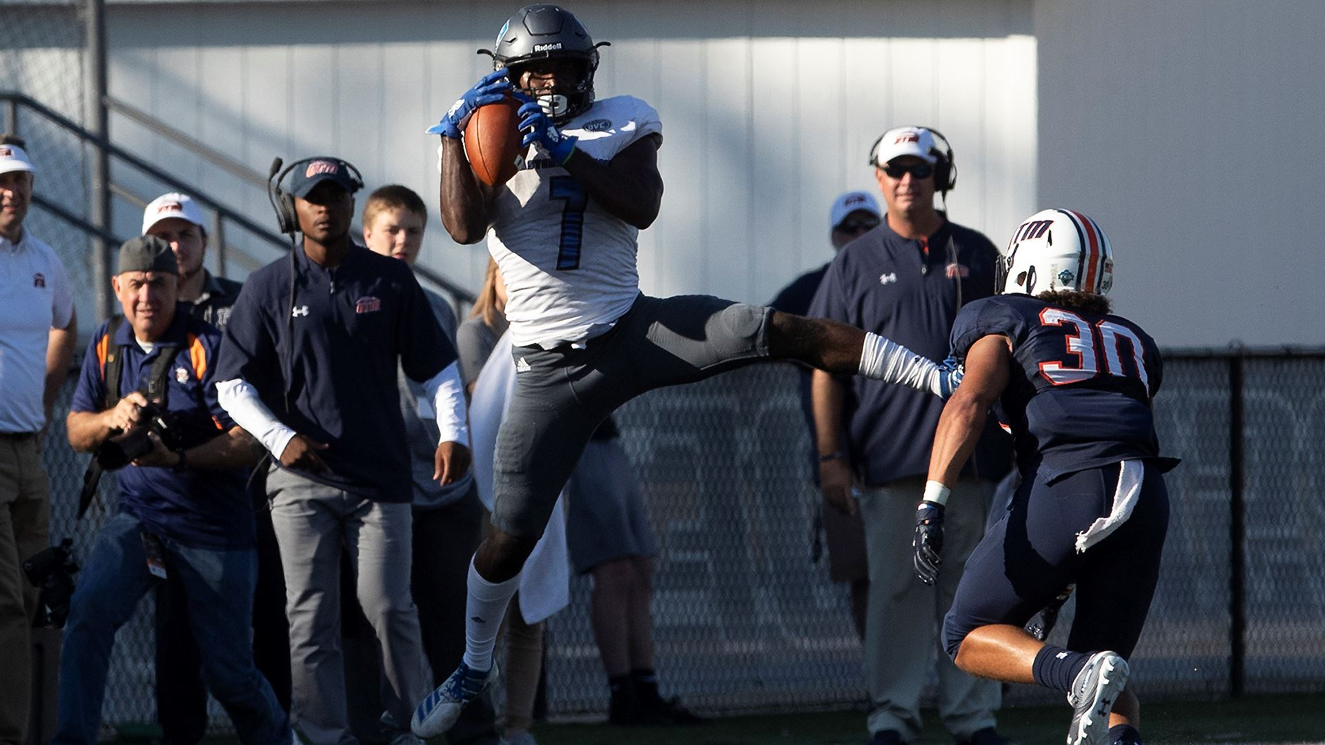 3 things we learned:  EIU falls 27-18 to conference front-runner